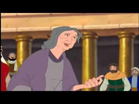 EL MESIAS VIENE – RELATOS ANIMADOS DE LA BIBLIA