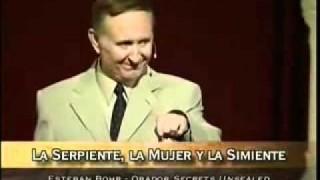 02/36 | La Serpiente la Mujer y la Simiente | Descubriendo los Misterios del Genesis | Pr. Esteban Bohr