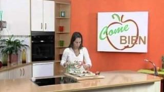 104 – Brochetas y panecillos de frutas – ALIMÉNTESE BIEN