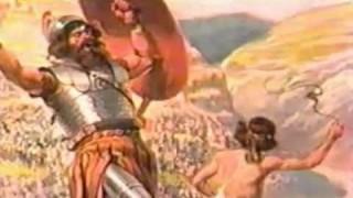 David y Goliat – ANTIGUOS SECRETOS DE LA BIBLIA