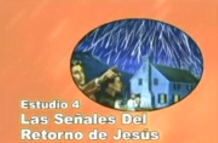 04/25 | Las Señales del Retorno de Jesús | Serie de estudio: Dios revela su amor