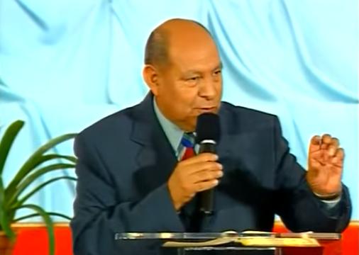 2/8 – EL PROBLEMA DEL ORGULLO – SERIE: JESÚS ES LA ESPERANZA – PR. ALEJANDRO BULLÓN