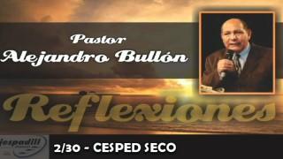 2/30 – CESPED SECO – REFLEXIONES PASTOR ALEJANDRO BULLÓN
