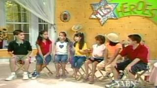 4 ENTUSIASMO – AMIGUITOS DE JESÚS – VIDEOS INFANTILES