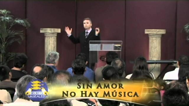 1/8 – Sin amor no hay música – EL PODER OCULTO DE LA MÚSICA – Oliver Coronado