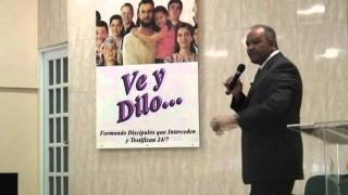3/4 – La Teología del Bautismo 2 – SERIE: EL SIGNIFICADO DEL BAUTISMO – Pr. Andrés Portes