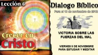 DIALOGO BÍBLICO – VIERNES 9 DE NOVIEMBRE 2012 – PARA ESTUDIAR Y MEDITAR