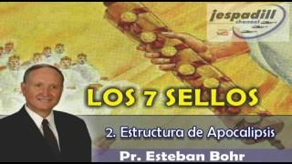 2/9 – Estructura de Apocalipsis – SERIE: LOS 7 SELLOS – PR. ESTABAN BOHR