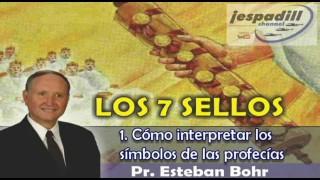 1/9 – Cómo interpretar los símbolos de las profecías – SERIE: LOS 7 SELLOS – PR. ESTABAN BOHR