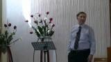 4/4 – La autenticidad de la formula bautismal – Pastor Esteban Bohr – Zaragoza 2011
