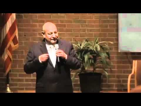 Pr. Alejandro Bullón en Knoxville, Feb. 9 del 2012