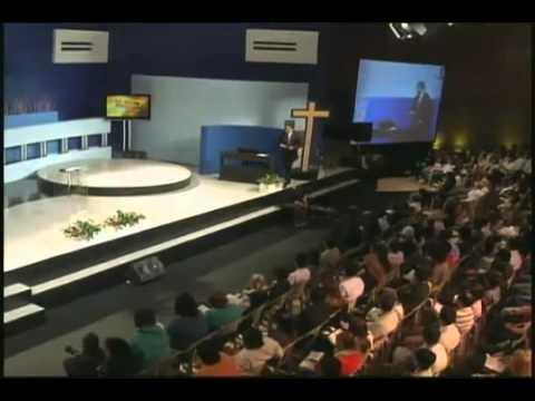 Sermón 6 – La Gran Esperanza, Jueves 10/11/2011 – Pr. Luis Gonçalves