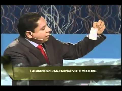 Sermón 4 – La Gran Esperanza – Martes 08/11/2011 – Pr. Luis Gonçalves