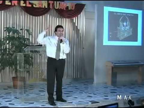 07/17 | Vive Jehová, en cuya presencia estoy | CRISTO EN EL SANTUARIO | Arq. Alberto Lascarro