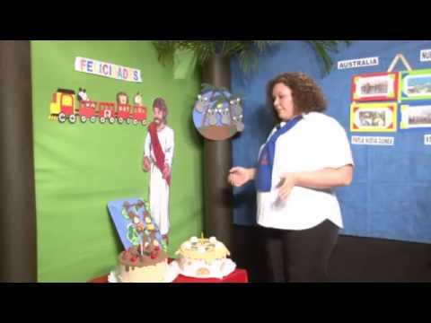 INFANTES – ÉNFASIS DEL MINISTERIO DEL NIÑO – PRIMER PRE TRIMESTRAL 2013