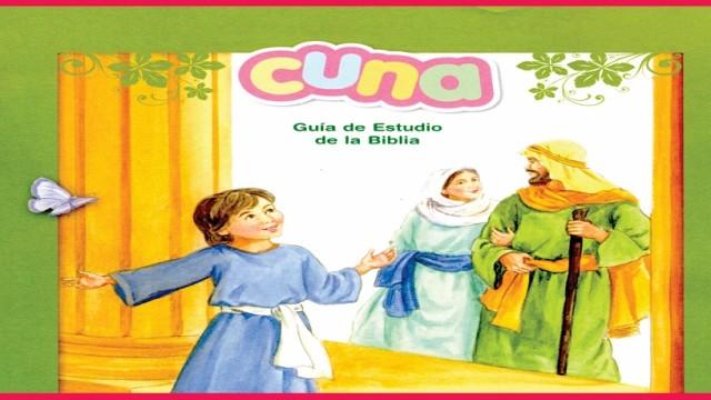 CUNA (FEBRERO) – ZAQUEO TREPA A UN ÁRBOL.