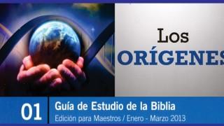LECCIÓN 1 – ADULTOS – JESÚS, EL CREADOR DEL CIELO Y DE LA TIERRA
