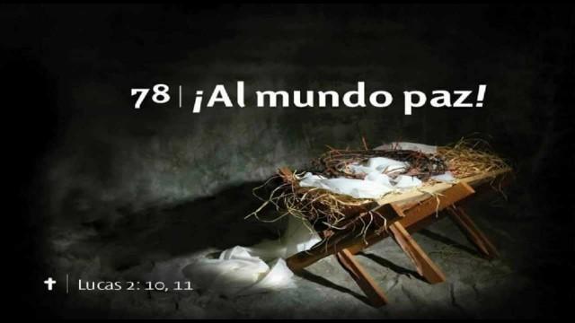 078 – ¡Al mundo paz! – HIMNARIO ADVENTISTA MEJORADO – Instrumental