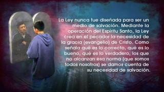 """LECCIÓN 10 """"LA LEY Y EL EVANGELIO"""""""