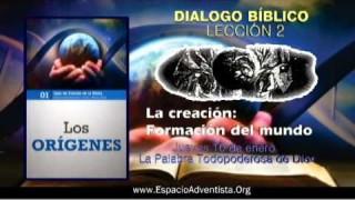 Dialogo Bíblico – Jueves 10 de enero 2013 – La Palabra Todopoderosa de Dios