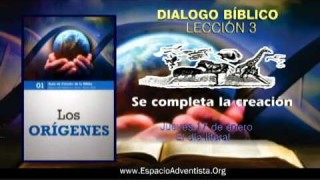 Dialogo Bíblico – Jueves 17 de enero 2013 – El día Literal