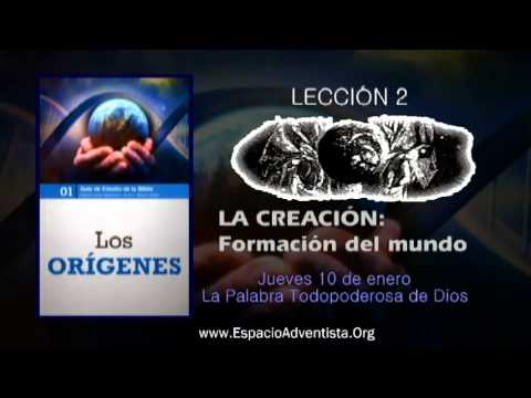 Lección 2 – Jueves 10 de enero 2013 – La Palabra Todopoderosa de Dios