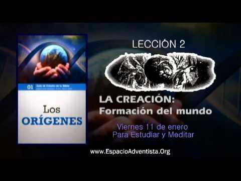 Lección 2 – Viernes 11 de enero 2013 – Para Estudiar y Meditar