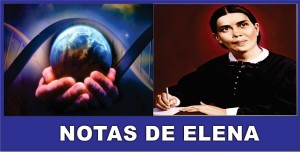 NOTAS DE ELENA 2013