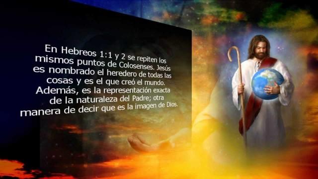"""LECCIÓN 01 """"JESÚS, EL CREADOR DE LOS CIELOS Y LA TIERRA"""""""