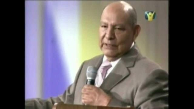 """1/3 – GÉNESIS: Libres del Miedo – """"Génesis más que una historia"""" 2010 – Pr. Alejandro Bullón"""