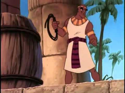 JOSÉ EN EGIPTO – RELATOS ANIMADOS DE LA BIBLIA