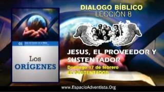 Dialogo Bíblico – Domingo 17 de febrero 2013 – El Sustentador