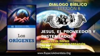 Dialogo Bíblico – Jueves 21 de febrero 2013 – Proveedor de una creación dañada