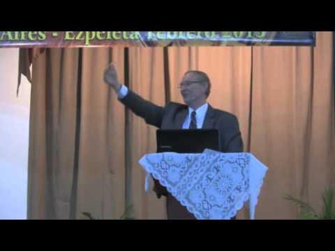 Tema 1 – Una Mezcla Abominable – Pr. Esteban Bohr en Argentina