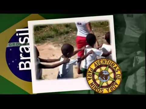 Día 1 – Brasil – ESCUELA CRISTIANA DE VACACIONES 2013