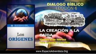 Dialogo Bíblico – Viernes 8 de febrero 2013 – Para estudiar y meditar