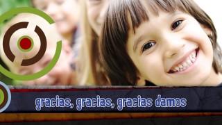 002. GRACIAS DAMOS – ESCUELA CRISTIANA DE VACACIONES 2013