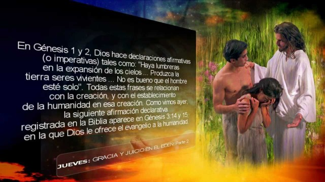 """LECCIÓN 06  – """"LA CREACIÓN Y LA CAÍDA"""" – CLAMOR DE MEDIANOCHE"""