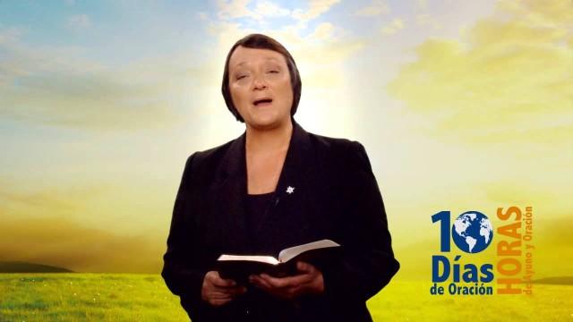 10 Días de Oración | Día 6 – Graciela Hein de la Iglesia Adventista