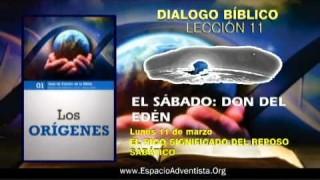 Dialogo Bíblico – Lunes 11 de marzo 2013 – El rico significado del Reposo Sabático