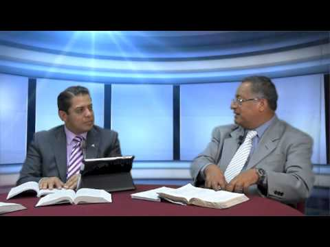 """Lección #3 – """"Un DIOS santo y justo (Joel)"""", """"ESCSAB-2013-04-20"""""""