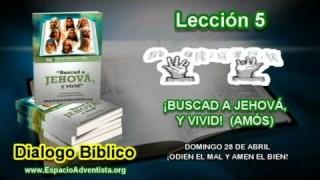 Dialogo Bíblico – Domingo 28 de abril 2013 – ¡Odien el mal y amen el bien!