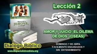 Dialogo Bíblico – Domingo 7 de abril 2013 – Fácilmente engañados y sin entendimiento
