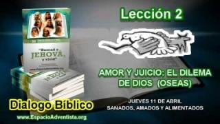 Dialogo Bíblico – Jueves 11 de abril 2013 – Sanados, Amados y Alimentados
