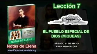 Notas de Elena – Sábado 11 de mayo 2013 – Para memorizar