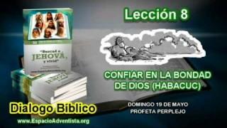 Dialogo Bíblico – Domingo 19 de mayo 2013 – Profeta perplejo