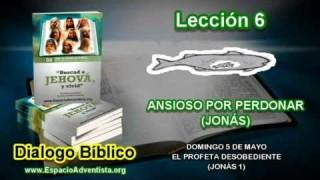 Dialogo Bíblico – Domingo 5 de mayo 2013 – El Profeta desobediente