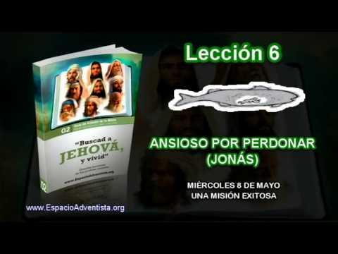 Lección 6 – Miércoles 8 de mayo 2013 – Una misión exitosa – Escuela Sabática 2013