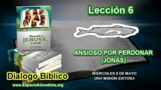 Dialogo Bíblico – Miércoles 8 de mayo 2013 – Una misión exitosa