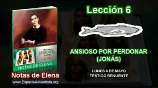 Notas de Elena – Lunes 6 de mayo 2013 – Testigo renuente
